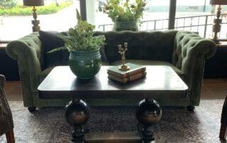 Möbler i hotellobby